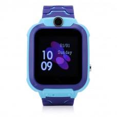 GPS Παιδικό Ρολόι Χειρός Q12B SOS - Βηματομετρητής SPLASHPROOF (BLUE)
