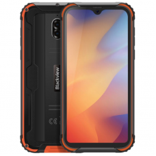Blackview BV5900 3GB RAM 32GB ROM (ORANGE) 5580mAh + Δώρο Tempered Glass