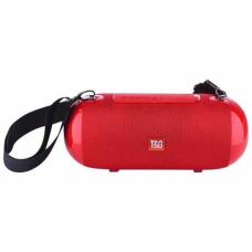 T&G TG-503 Φορητό ηχείο Bluetooth RED