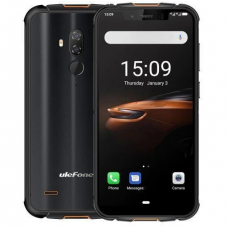 Ulefone Armor 5s 4GB RAM 64GB ROM (BLACK)  5000mAh + Δώρο Tempered Glass