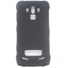 Θήκη Σιλικόνης για Doogee S90 (Μαύρη)