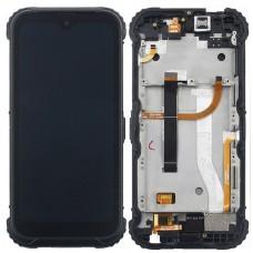 Οθόνη & Touch Panel & Frame Blackview BV5900 Pro (BLACK)