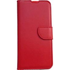 Θήκη Βιβλίο Για Xiaomi Redmi 8 Κόκκινη