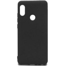 Xiaomi Redmi Note 5 Pro Θήκη Σιλικόνης(Μαύρη)