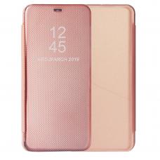 Clear View Book Ροζ (Xiaomi Redmi 7A)