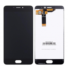 Οθόνη & Touch Panel Meizu M6 (BLACK) OEM