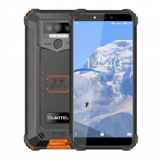 Oukitel WP5 3GB RAM 32GB ROM (ORANGE) 8000mAh