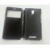 Xiaomi Redmi Note 2 Θήκη Flip(Μαύρη)